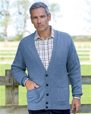 Lambswool Cardigan