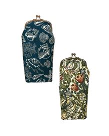Tapestry glasses case