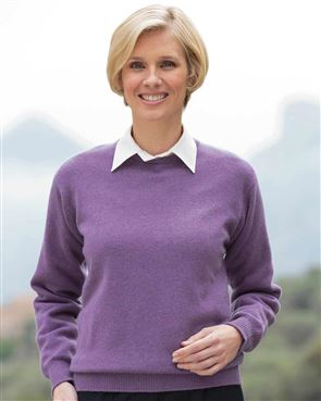Lambswool Sweater  Ladies