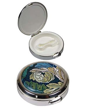 Acanthus Pill Box