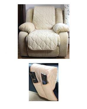 Luxury Quilted Furniture Protectors