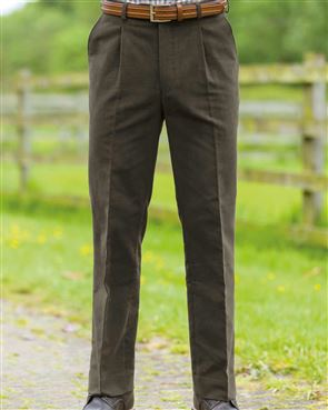 View larger image of Moleskin Trousers available in 5 Colours