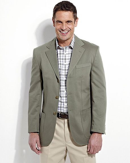 Casual Olive jacket