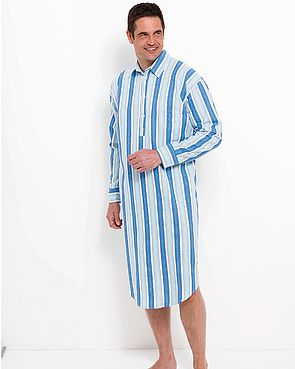 Brushed Cotton Nightshirt