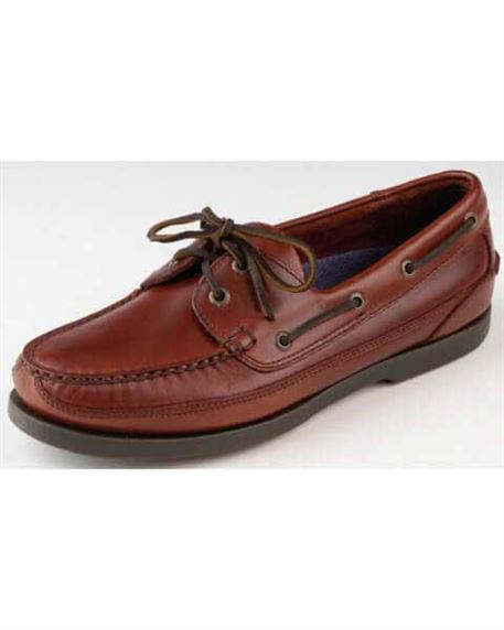 Chatham Wide Fit Marine Deck Shoe