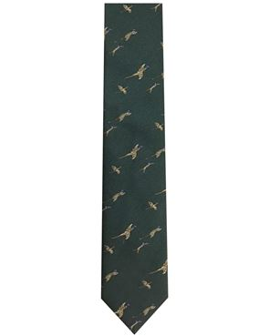 Wool/Silk Design Tie