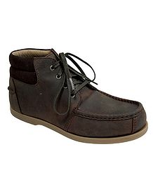 Lace-up Leather Boot Chatham