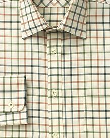 Cotton and Wool Shirt