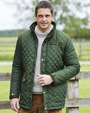 Windsor Quilted Jacket