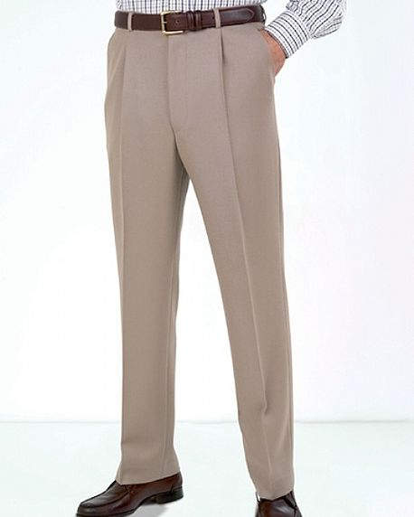 Formal Trousers Cavalry Twill