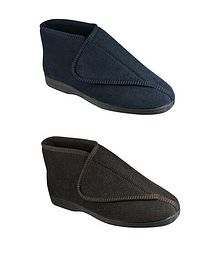 Mens Slipper Boot