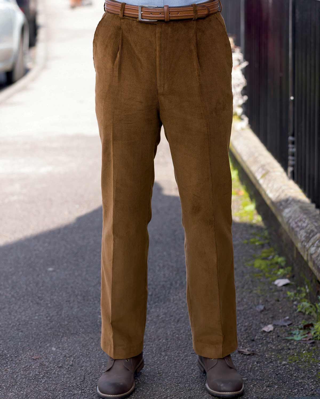 Needlecord Trousers - Mens
