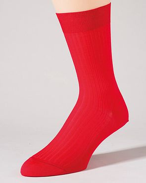 Pantherella Pure Cotton Ankle Socks