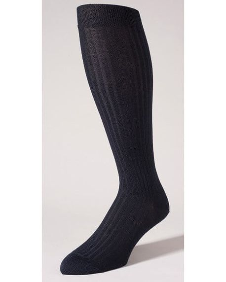 Pantherella Stretch Wool Knee Socks