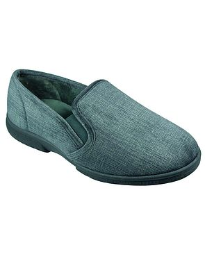 DB Wider Fit Mens House Shoe