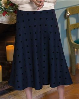 Tabitha Wool Rich Skirt