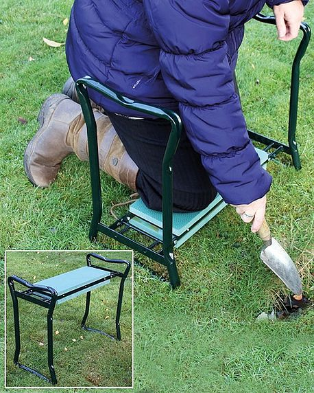 Foldable Garden Kneeler