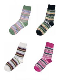 Tenderfoot Socks
