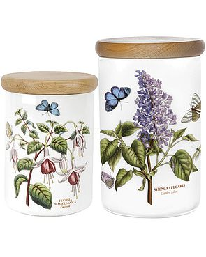 Portmeirion Airtight Jar