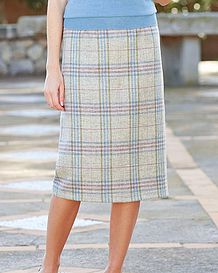 Harrow Straight Skirt