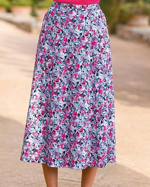 Lacey Pure Silky Cotton Skirt