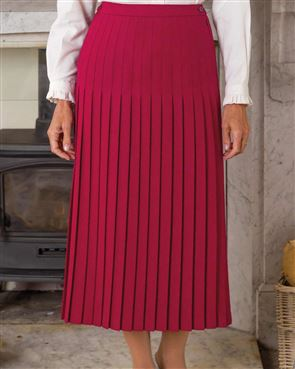 Penzance Pure Wool Skirt