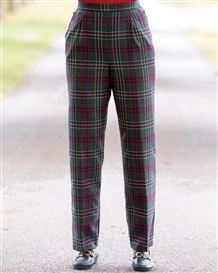 Marden Wool Mix Trousers