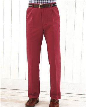 Men End of Range Trousers