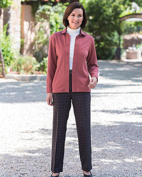 Saxon Two Piece Leisure Suit